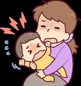 産後は大変